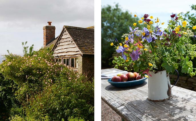 The Barn a rustic self-catering retreat
