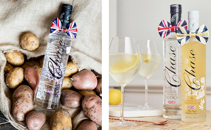 After the tour you'll head back to the Chase Bar to enjoy a tutored tasting of our range of award-winning products