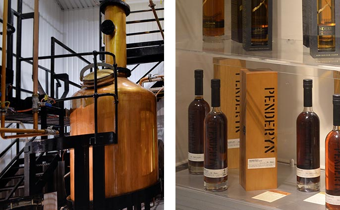 Learn about the founding of Penderyn, how our award-winning whisky is made and what makes it so unique