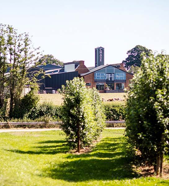 Visit our Single-Estate distillery here in Herefordshire, just four miles out of Hereford