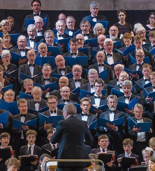 The Three Choirs Festival